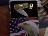 American Eagle knife in Fort Campbell, Kentucky