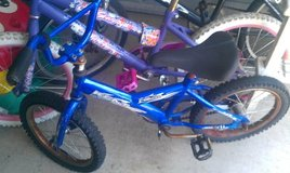 "Boys 16"" Highrise Blue Kent Fast  Bike in Westmont, Illinois"