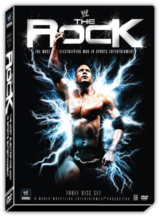 WWE ~ The Rock DVD's in Camp Lejeune, North Carolina