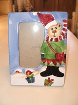 ~CHRISTMAS PICTURE FRAME~ in Camp Lejeune, North Carolina