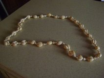 Natural Shell Necklace in Houston, Texas